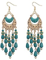 Women's Drop Earrings Costume Jewelry Resin Alloy Jewelry For Daily