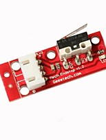 Getech Mechanical Endstop Switch Module V1.2 Mechanical Limit Switch for 3D Printer Switch Ramps 1.4