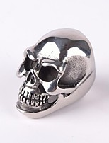 cheap -Men's Statement Ring - Skull Fashion Silver Ring For Christmas Gifts Party Daily Casual