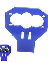 voiture pratique monté support acrylique pour transducteur ultrasonique hc-SR04