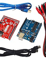 Funduino Makey Touch Key  Kit USB SHIELD Analog Touch Keyboard for Arduino
