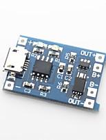 5V 1A литиевая батарея заряжается доска - синий + черный
