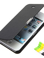 economico -Custodia Per iPhone 5c Apple Integrale Resistente pelle sintetica per iPhone 5c