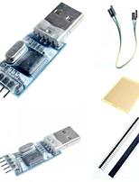 PL2303 Mini USB UART Board Communication Module and Accessories for Arduino