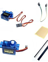Remote Control Aircraft Servos and Accessories for Arduino