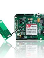 geeetech atualizada GPRS / GSM SIM900 escudo v2.0 compatível com para arduino