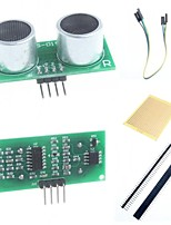 US-015 Ultrasonic Module Distance Measuring Sensor  and Accessories for Arduino