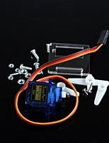 servo SG90 e suporte para arduino