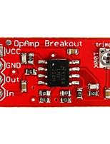 geeetech lmv358 ampli op op Ampère conseil d'évasion pour Arduino