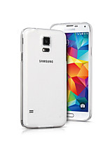 cheap -Transparent Silicone Back Cover for Samsung S5 I9600 Galaxy S Series Cases / Covers