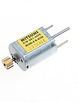 Carbon Brush Micro-Motor 12V 030 Motor Iron The Back Cover Biaxial Too Brush