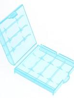 5 boîte de rangement de batterie universel / alcaline boîtier de la batterie