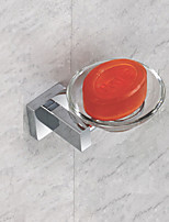 cheap -Modern/Contemporary Soap Dishes & Holders Creative Home Genuine Stainless steel Round Shape