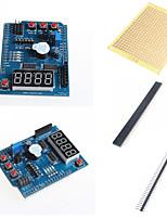 placa de expansão baseado aprendizagem multifunções para arduino
