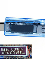 USB Voltage Meter Power Capacity of The Battery Capacity Tester