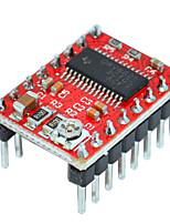 Stepstick impressora 3D motorista do motor de passo drv8825