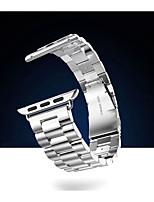 Недорогие -ремешок для яблочного iwatch, ремешок для часов iwith разъем для яблока iwatch, металла нержавеющей стали ремешок для часов для iwatch42mm