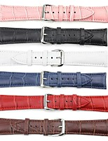 cheap -Watch Band for Apple Watch Series 3 / 2 / 1 Apple Wrist Strap Classic Buckle Leather
