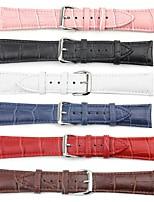preiswerte -Uhrenarmband für Apple Watch Series 3 / 2 / 1 Apple Handschlaufe Klassische Schnalle Echtes Leder