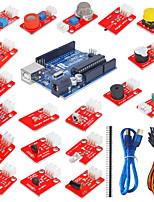 Electronic Blocks Kit Sensor Suite With UNO R3 Development Board (New)