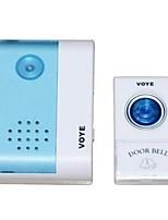 CPVC New Door Chimes Wireless Doorbell Remote Control Door Bell Chimes