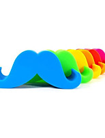 Недорогие -Держатель усы в форме силиконовые мобильный телефон телефон (случайный цвет)