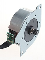 Round 42 Printer Stepper Motor High Torque Stepper Motor