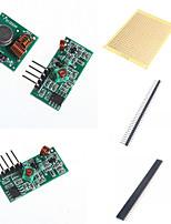 Accessoires de module émetteur sans fil 315m pour Arduino