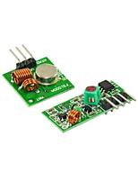 433m module de super-régénératif transmission sans fil Module émetteur récepteur 1 mlarm