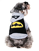 cheap -Fashion Bat Design Costume  for Dogs and Cats  (Assorted Sizes)