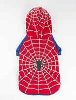 cheap -Fashion Spider Design  Costume  for Dogs and Cats  (Assorted Sizes)