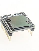 mini-module de lecteur mp3 pour Arduino