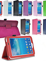 cheap -New Magnetic PU Leather Flip Stand Case Cover for Samsung Galaxy Tab 3 7.0 P3200/Tab 3 10.1 P5200