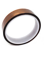 Polyimide Heat Resistant/High Temperature Adhesive Tape (20MM*30M/260'C)
