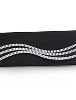 Недорогие -женские мешки полиэфирные браслеты для свадебных торжеств / вечеринки все моряки все сезоны черный белый