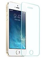 abordables -protector de pantalla de vidrio templado resistente a los arañazos ultrafino para el iphone 5 / 5s / 5c