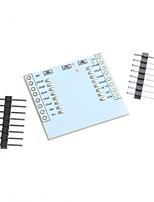 série wifi esp8266 module de carte adaptateur esp-07 esp-12 ESP-12e
