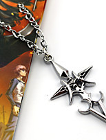 economico -Altri accessori Ispirato da Fate/stay night Saber Anime Accessori Cosplay Cromo