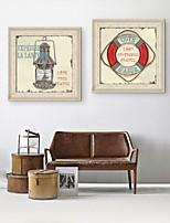 Vida Imóvel Vintage Fantasia Quadros Emoldurados Conjunto Emoldurado Arte de Parede,PVC Material com frame For Decoração para casa Arte