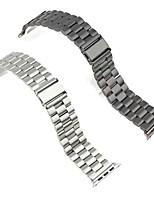 Недорогие -Ремешок для часов для Apple Watch Series 3 / 2 / 1 Apple Повязка на запястье Бабочка Пряжка Металл