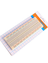 Mb-102 830 Point Solderless Breadboard For Arduino Raspberry Pi