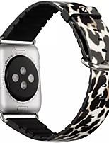 abordables -Ver Banda para Apple Watch Series 3 / 2 / 1 Apple Correa de Muñeca Hebilla Clásica PU