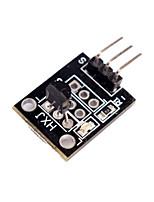 DIY DS18B20 Temperature Sensor Module for Arduino