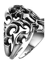 Herrn Knöchel-Ring Schmuck Punkstil individualisiert Edelstahl Aleación Geometrische Form Eagle Schmuck Für Halloween Strasse