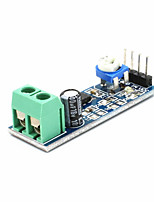 Lm386 Audio Amplifier Module 200 Times 5V-12V Input 10K Adjustable Resistance Drop