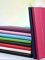 Estojo de couro de 10,1 polegadas padrão lichee alta qualidade pu com suporte para asus zenpad 10 (z300c) (cores sortidas)