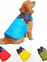 cheap -Fashion and Warm Jacket for Medium and Large Dog Winter Coat