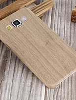 Grain Pattern PU Soft Shell Case for Galaxy A3 A5 A7 2015 Galaxy A Series Cases / Covers