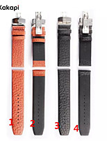 Недорогие -Ремешок для часов для Apple Watch Series 3 / 2 / 1 Apple Повязка на запястье Бабочка Пряжка Натуральная кожа