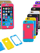 economico -Custodia Per iPhone 6s Plus iPhone 6 Plus Apple iPhone 6 Plus Per retro Morbido Silicone per iPhone 6s Plus iPhone 6 Plus